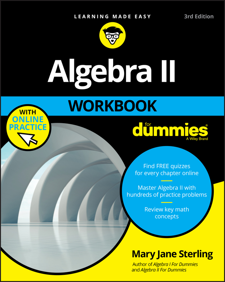 Mary Sterling Jane Algebra II Workbook For Dummies f van oystaeyen prime spectra in non commutative algebra