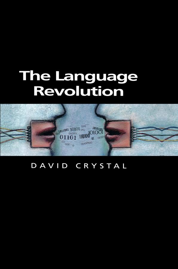 David Crystal The Language Revolution david garrett rock revolution cd dvd