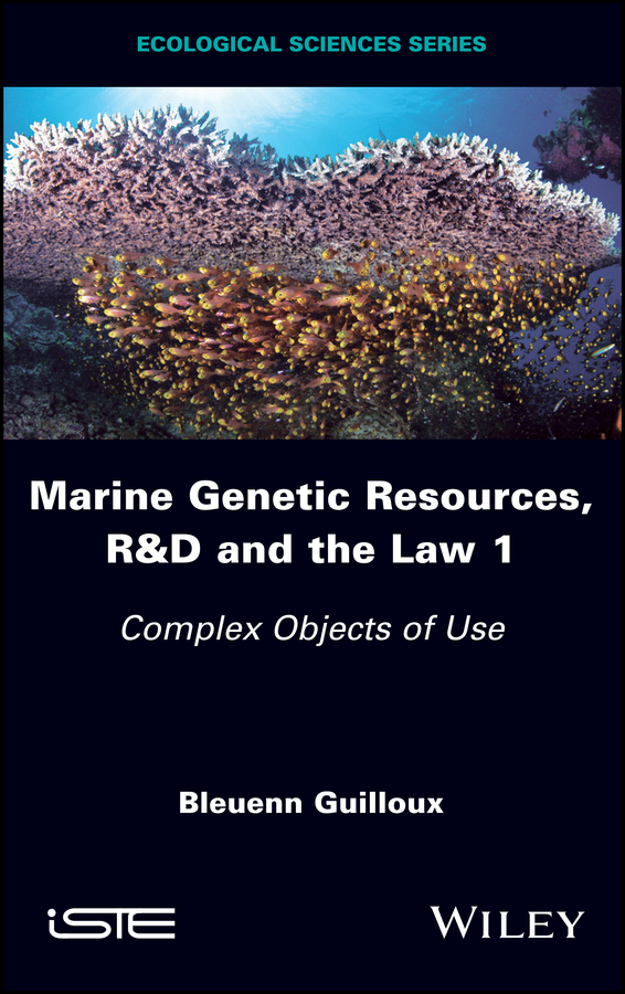 Bleuenn Guilloux Marine Genetic Resources 1 все цены