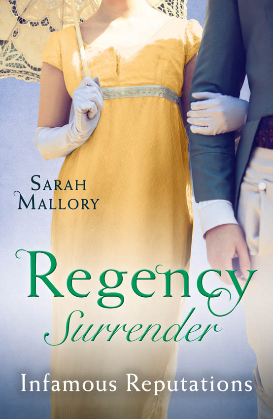 Sarah Mallory Regency Surrender: Infamous Reputations: The Chaperon's Seduction / Temptation of a Governess sarah mallory a regency baron s bride to catch a husband the wicked baron