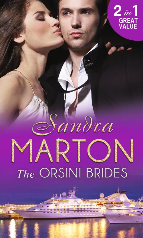 Sandra Marton The Orsini Brides: The Ice Prince / The Real Rio D'Aquila цена