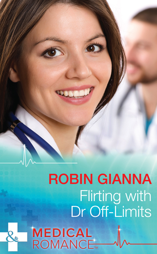 Robin Gianna Flirting with Dr Off-Limits