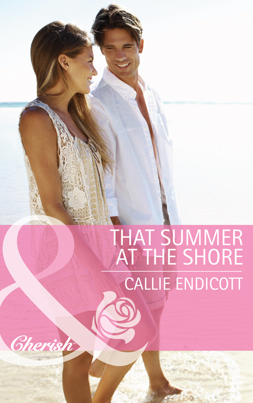 Callie Endicott That Summer at the Shore the hat that zack loves