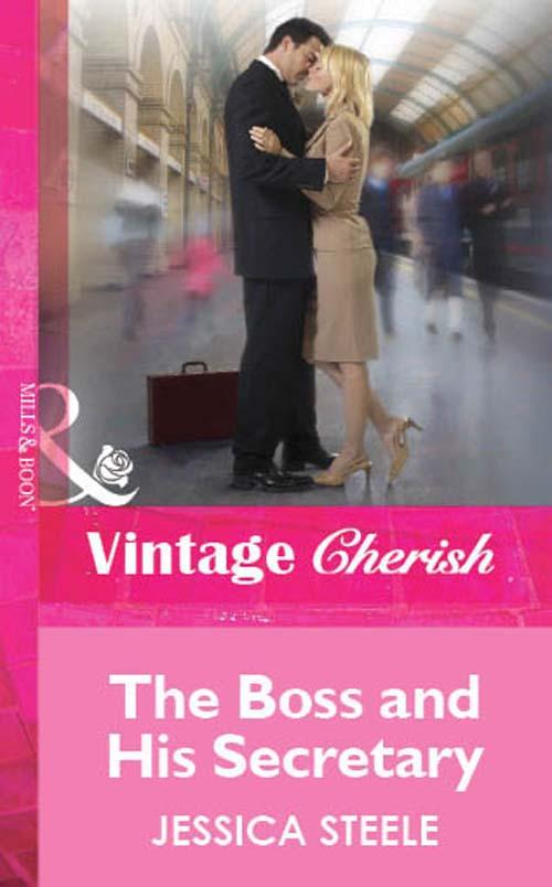 купить Jessica Steele The Boss and His Secretary дешево