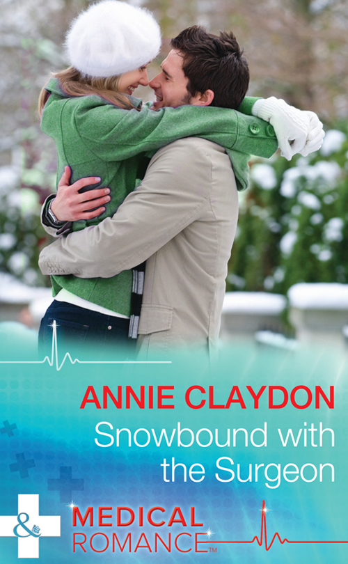 Annie Claydon Snowbound With The Surgeon a surgeon in the village