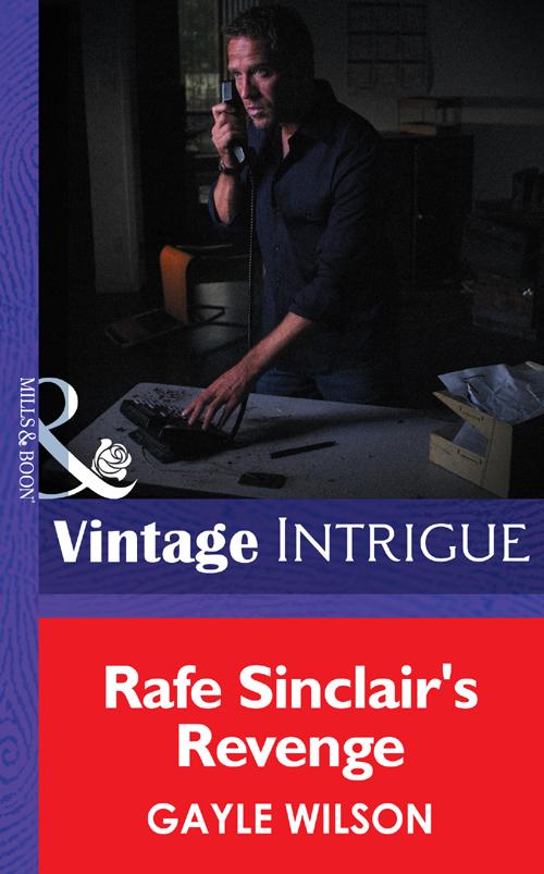 Gayle Wilson Rafe Sinclair's Revenge consolation