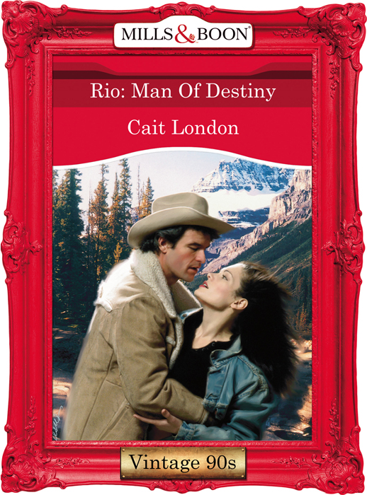 Cait London Rio: Man Of Destiny cait london blaylock s bride