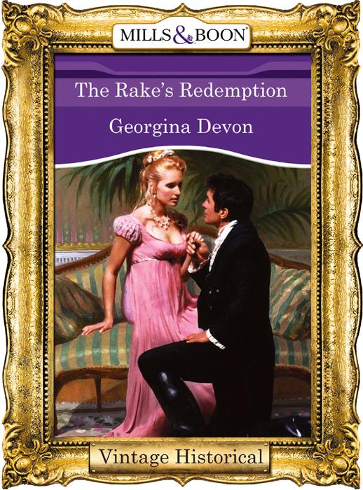 Georgina Devon The Rake's Redemption georgina devon the rake s redemption