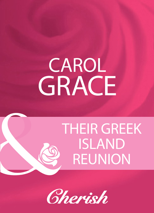 Carol Grace Their Greek Island Reunion villages