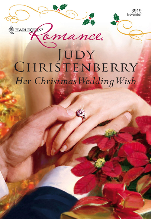 Judy Christenberry Her Christmas Wedding Wish judy christenberry the rancher takes a family