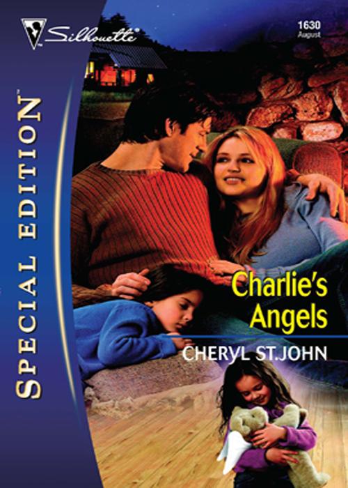 Cheryl St.John Charlie's Angels she s no angel