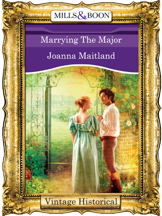 Joanna Maitland Marrying The Major hugo v the last day of a condemned man