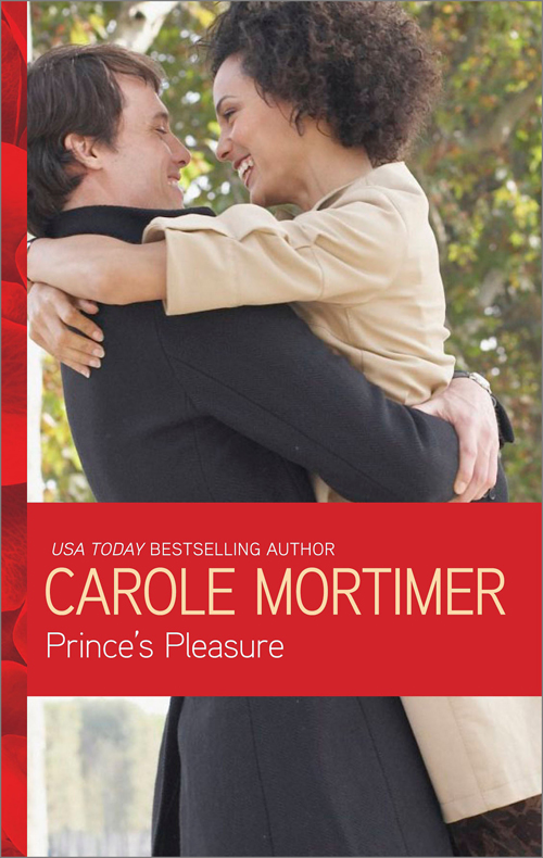 Carole Mortimer Prince's Pleasure a loonie for luck