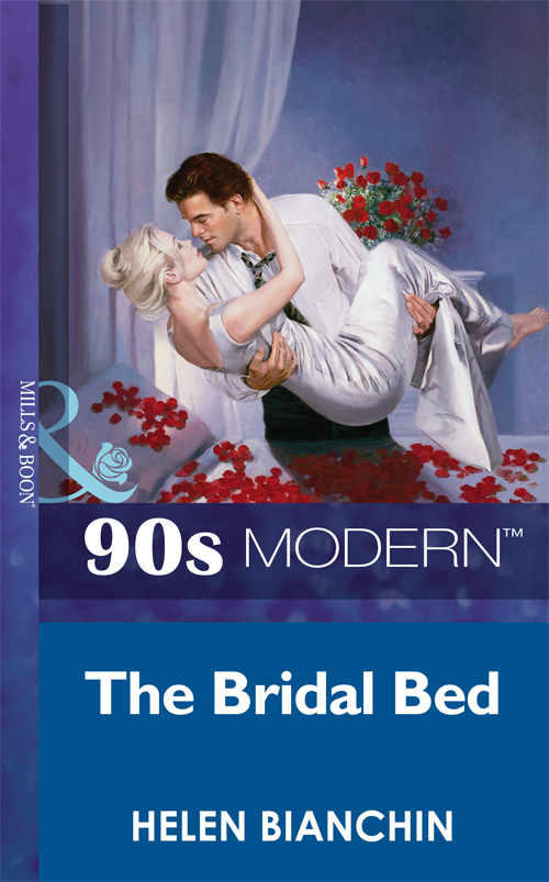 Фото - HELEN BIANCHIN The Bridal Bed the bed of procrustes