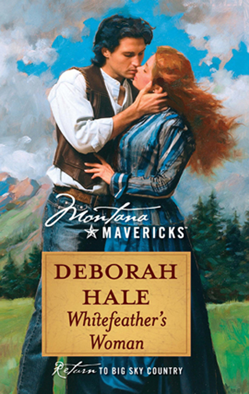 Deborah Hale Whitefeather's Woman jane perrine myers deep in the heart
