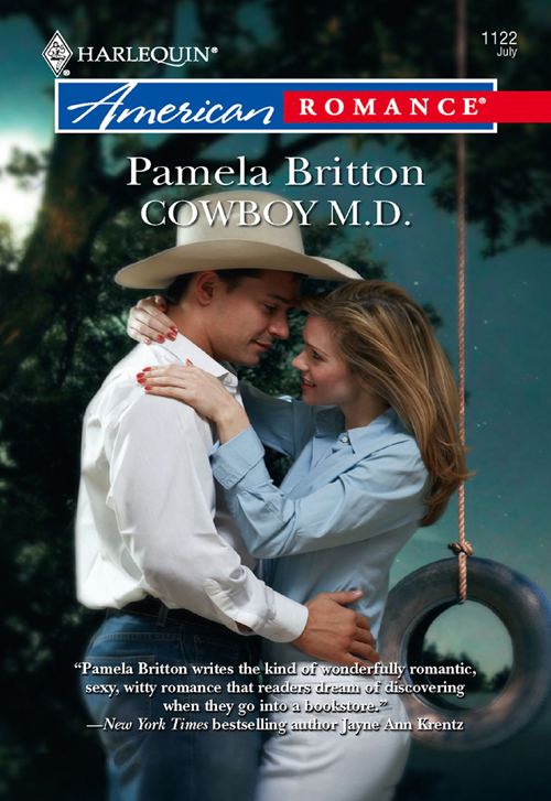 Pamela Britton Cowboy M.D. pamela britton a cowboy s angel