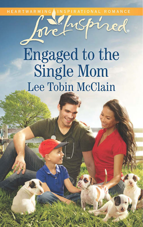 Lee McClain Tobin Engaged to the Single Mom betsy amant st her family wish