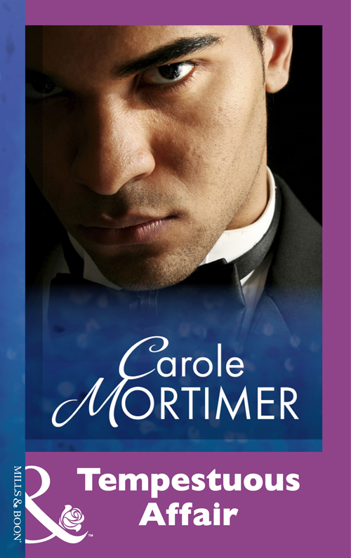 Фото - Carole Mortimer Tempestuous Affair carole mortimer tempestuous affair