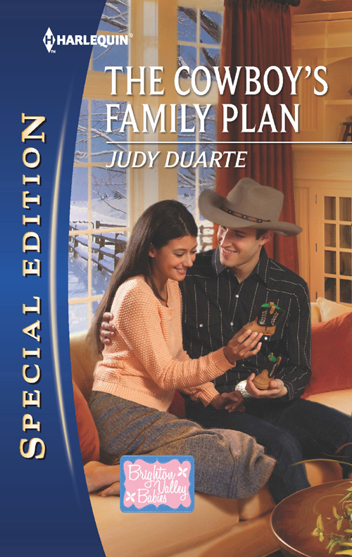 Judy Duarte The Cowboy's Family Plan a kind man