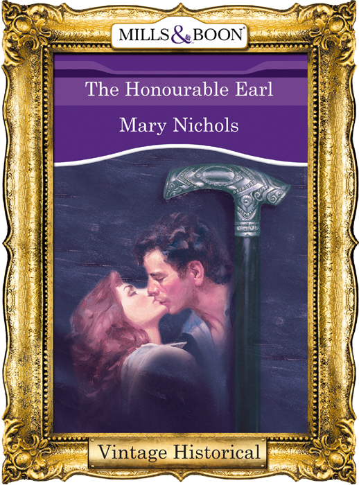 Mary Nichols The Honourable Earl the dark earl