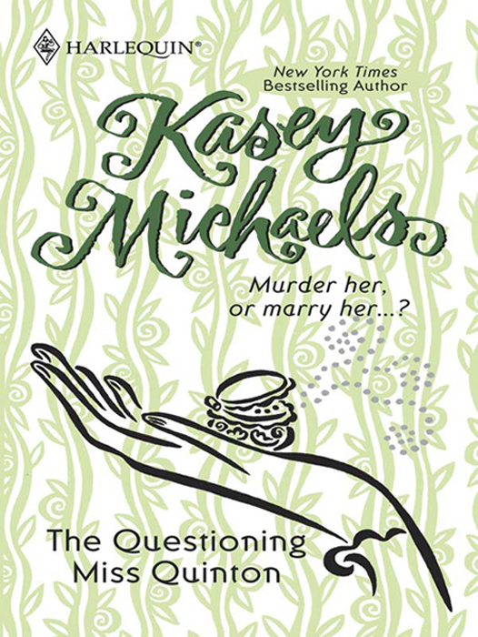 Kasey Michaels The Questioning Miss Quinton ванна cersanit zen 180x85 см белая p wp zen 180