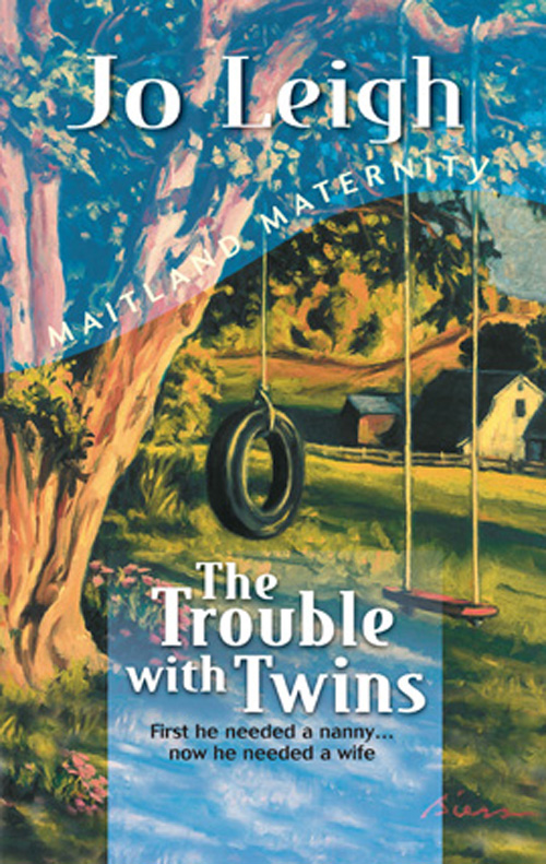 Jo Leigh The Trouble With Twins