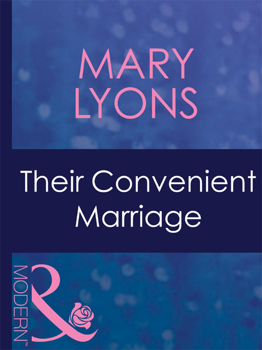 Mary Lyons Their Convenient Marriage gina wilkins the right twin