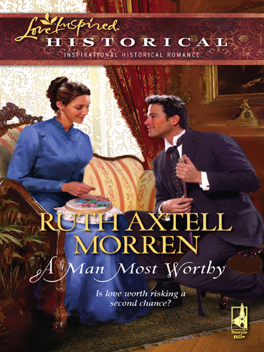 Ruth Morren Axtell A Man Most Worthy anne herries a wealthy widow
