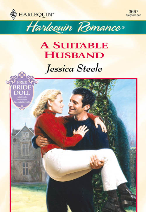 Jessica Steele A Suitable Husband