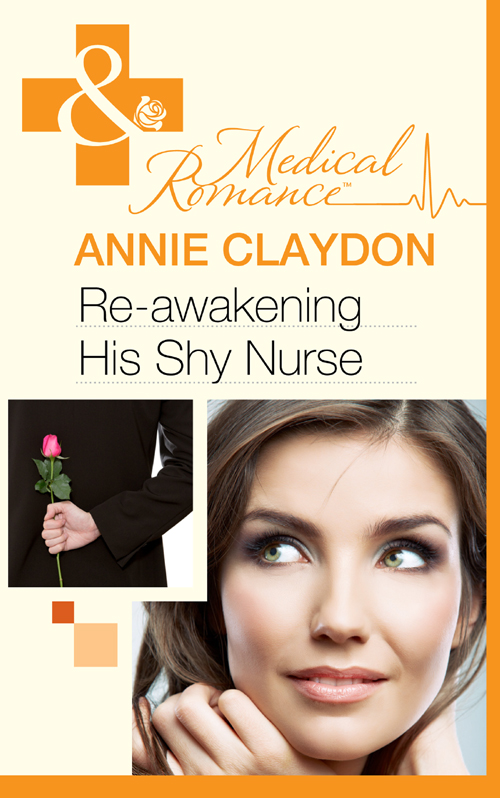 Annie Claydon Re-Awakening His Shy Nurse hook up cut out corset with panties