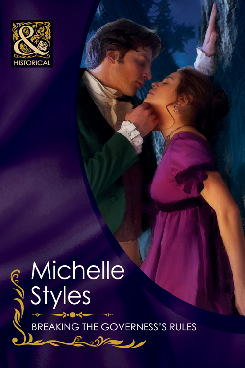 Michelle Styles Breaking the Governess's Rules louisa