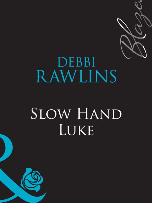 Debbi Rawlins Slow Hand Luke debbi rawlins secret defender