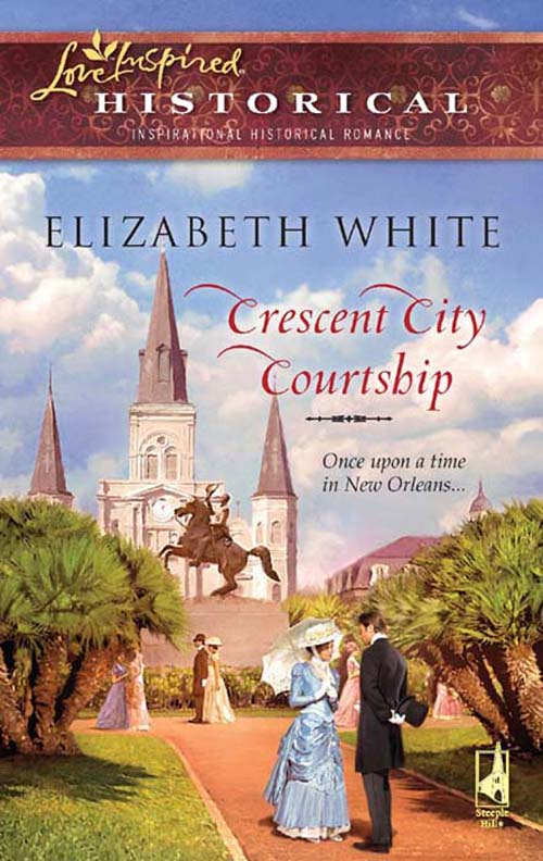 Elizabeth White Crescent City Courtship eva rutland her own prince charming