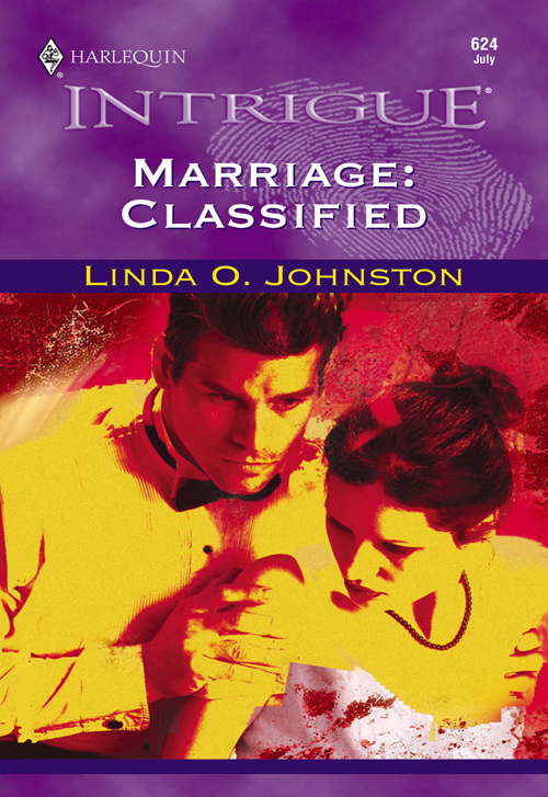 Linda Johnston O. Marriage: Classified