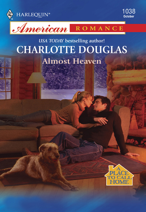 Charlotte Douglas Almost Heaven like she owns the place unlock the secret of lasting confidence