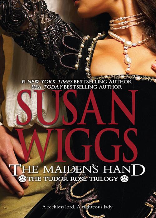 Сьюзен Виггс The Maiden's Hand недорго, оригинальная цена