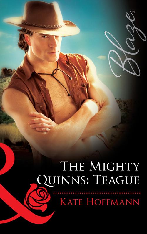 Kate Hoffmann The Mighty Quinns: Teague pretty things pretty things sweet pretty things