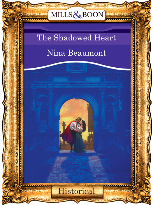 Nina Beaumont The Shadowed Heart a suit of cute heart sister necklaces for women