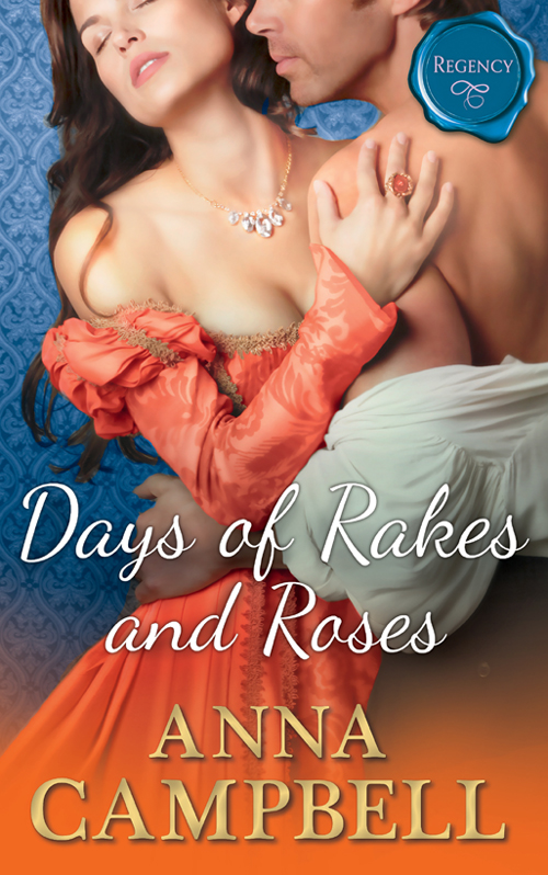 Anna Campbell Days Of Rakes And Roses