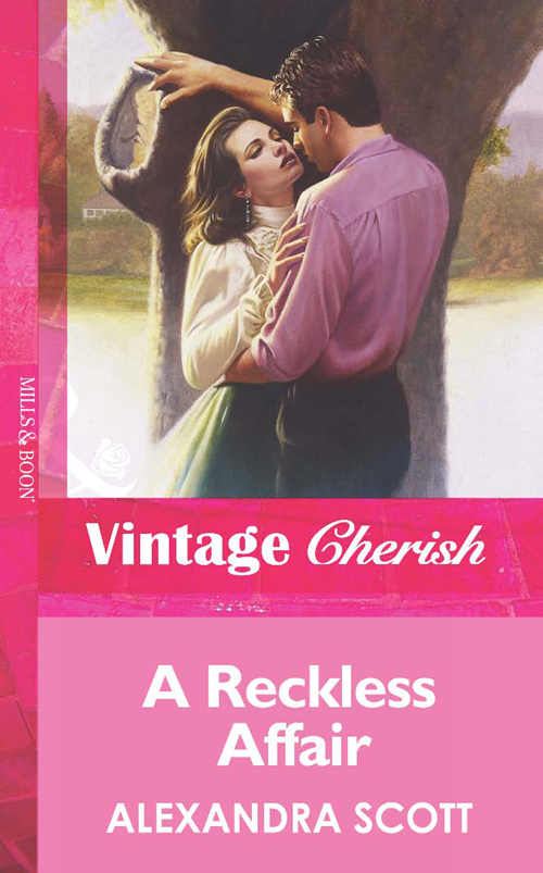 Alexandra Scott A Reckless Affair benjamin ludwig the original ginny moon