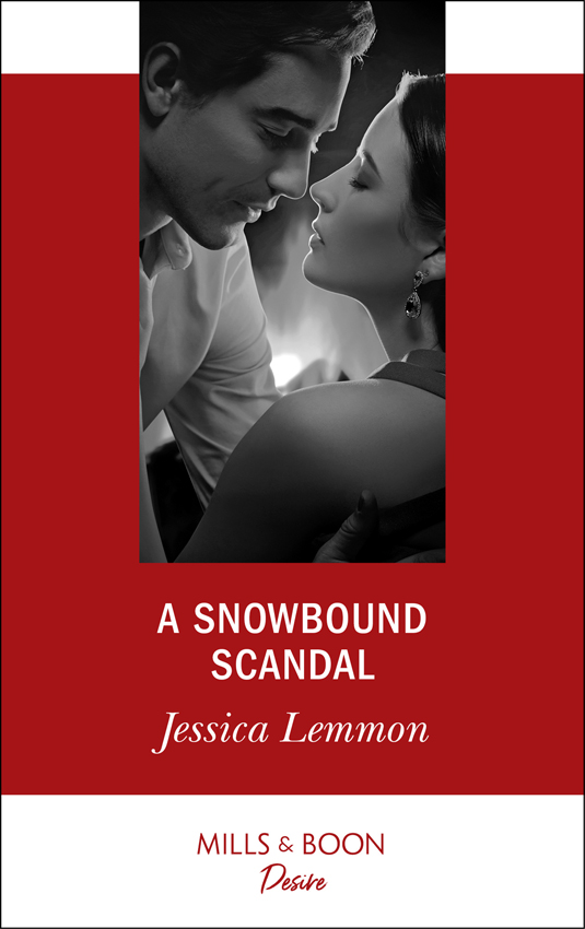 A Snowbound Scandal ( Jessica  Lemmon  )