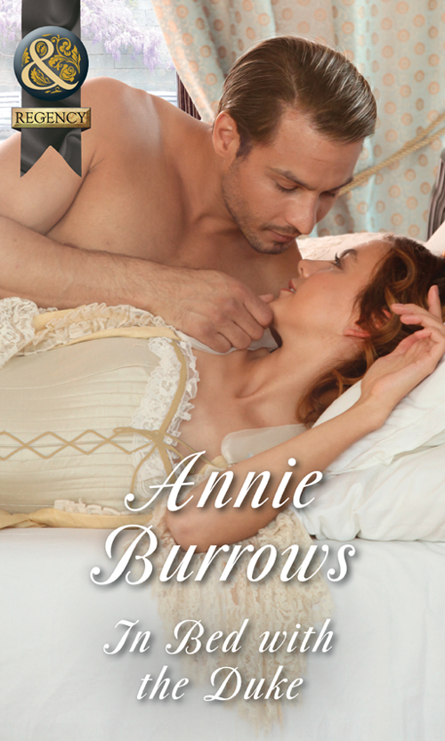 Фото - ANNIE BURROWS In Bed With The Duke the bed of procrustes