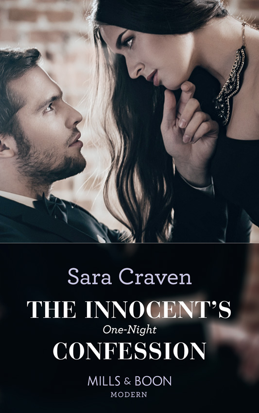 Sara Craven The Innocent's One-Night Confession sara craven dark ransom