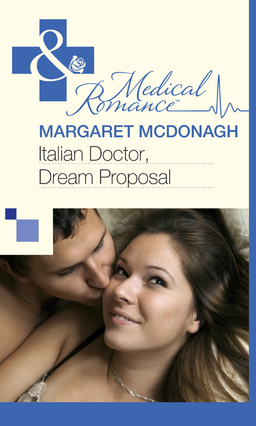 Margaret McDonagh Italian Doctor, Dream Proposal margaret barker greek doctor claims his bride