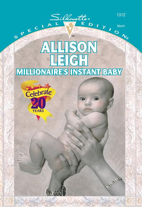 Allison Leigh Millionaire's Instant Baby цена