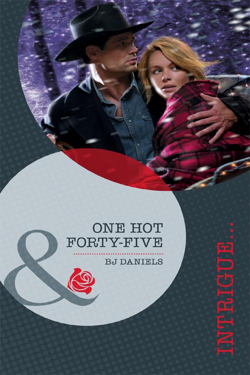 B.J. Daniels One Hot Forty-Five цена и фото