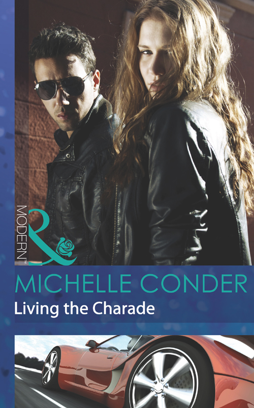 Michelle Conder Living the Charade недорого