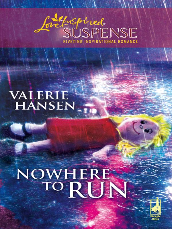 Valerie Hansen Nowhere to Run четырёхколёсная коляска he associated