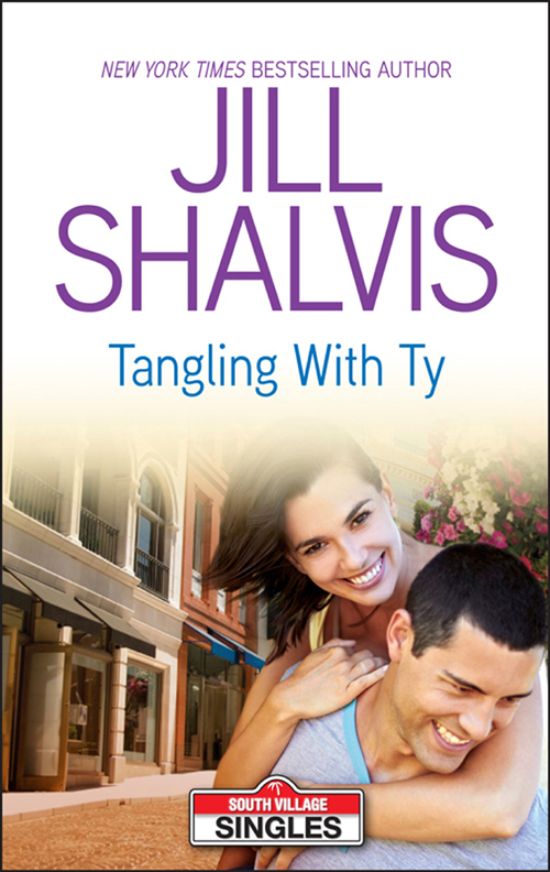 Jill Shalvis Tangling With Ty jill shalvis rytas po to