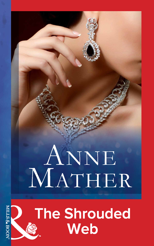 Anne Mather The Shrouded Web anne ha her forgotten husband